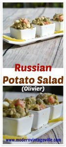 Olivier Potato Salad