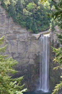 Finger Lakes – Taughannock Falls, R H Treman Falls