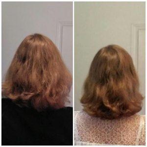 damaged hair mask hair treatment
