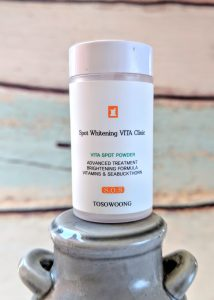 TOSOWOONG VITA CLINIC VITAMIN DRESSING POWDER