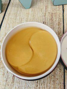 Berrisom Placenta Firming Hydro Gel Eye Patches Modern Vintage Ville
