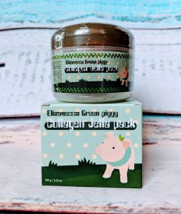 Elizavecca Green Piggy Collagen Jella pack sleeping mask
