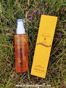Honey Bee All Day Fixing Mist