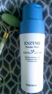 Tosowoong powder enzyme wash