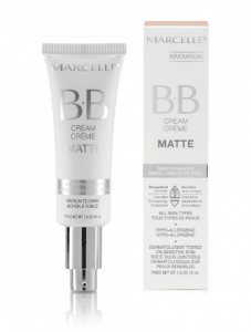 BB cream for sensitive skin