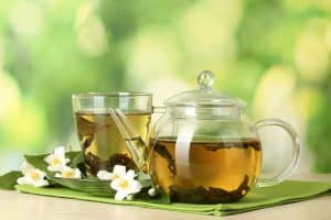 Green tea masks, benefits