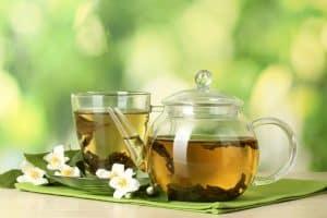 Green tea masks, benefits