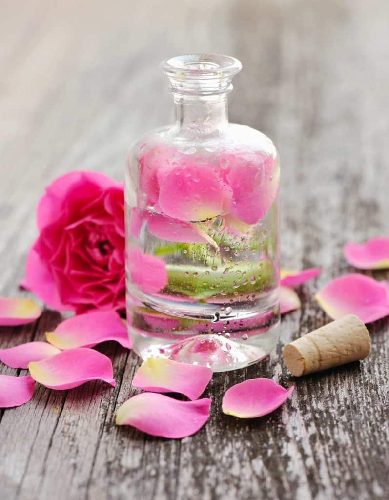 Rose water for skin, rose water for hair, benefits of rose water