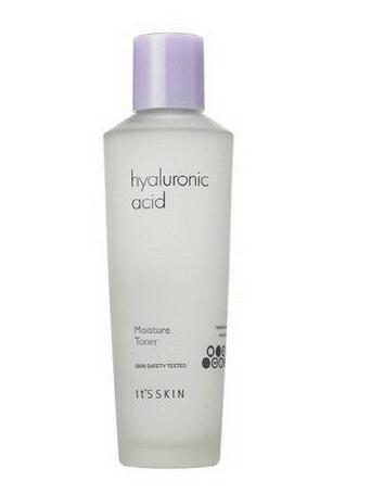lotion tonique pour le visage à l'acide hyaluronique