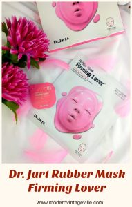 Dr. Jart Rubber Mask Firming Lover Review