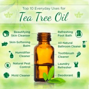tea tree oil deodorant