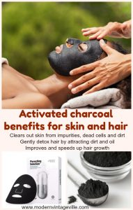 Activated charcoal has many health benefits. Read this post on how to use activated charcoal for hair and skin. Also learn charcoal soap benefits. Activated charcoal will clear your acne and improve skin tone.