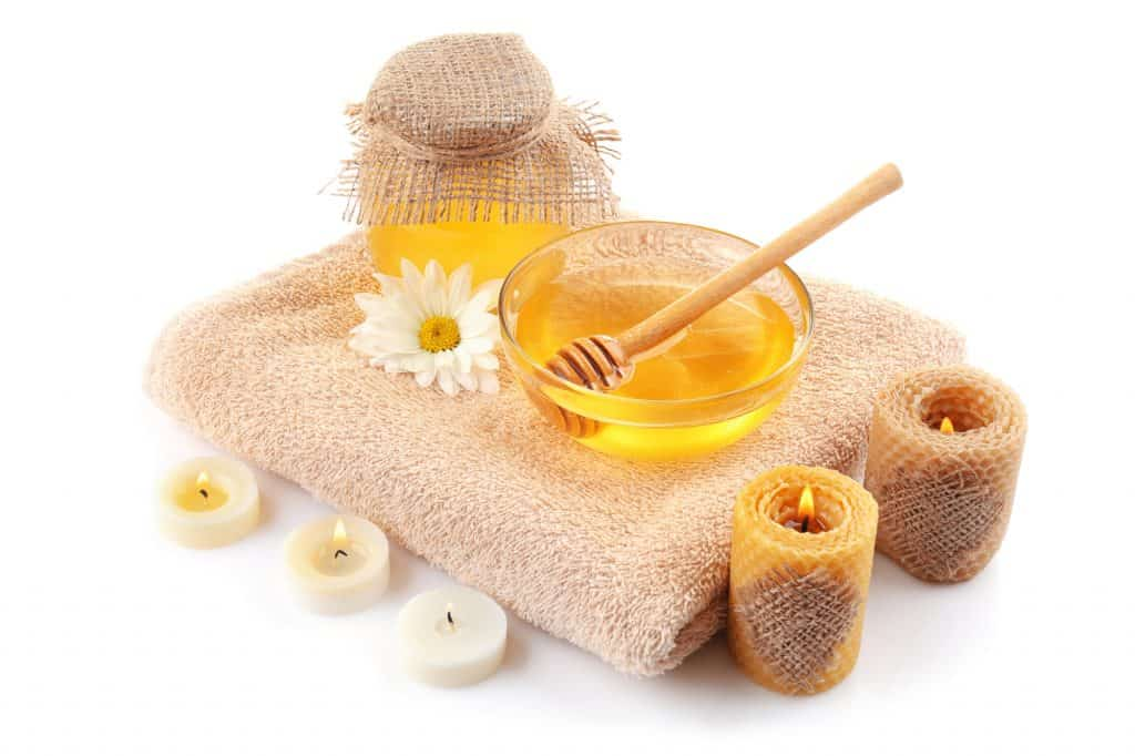 homemade facial wash with honey
