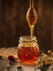 honey skin cream