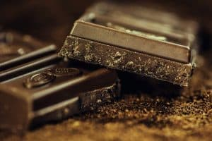 dark chocolate anti aging food