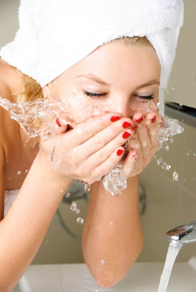 facial clean up