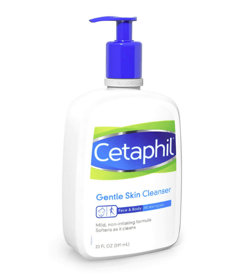 delicate skin cleanser